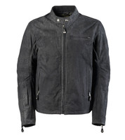 Roland Sands Design Men's Ronin Perforated Waxed Cotton Jacket