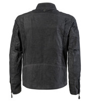 Roland Sands Design Men's Duro Perforated Waxed Cotton Jacket