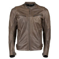 Speed and Strength Men's Dark Horse Leather Jacket