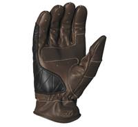Roland Sands Design Men's Bronzo Leather Gloves Tobacco Inner View