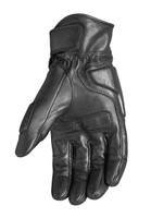Roland Sands Design Men's Rourke Leather Gloves Black Inner View