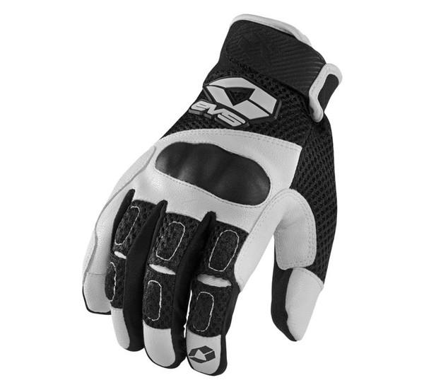 EVS Valencia Street Gloves White Main View