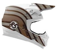 EVS T5 Cosmic Off Road Helmet For Men's Copper View