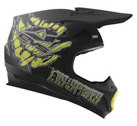 EVS T5 Egon Off Road Helmet For Men's Black View
