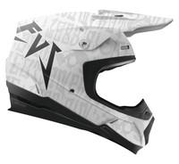 EVS T5 Evilution Off Road Helmet For Men's Matte White View
