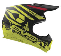 EVS T5 Grappler Off Road Helmet For Men's Black View