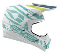 EVS T5 Grappler Off Road Helmet For Men's Matte White View