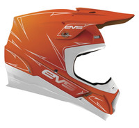 EVS T5 Pinner Off Roads Helmet For Men's Orange View