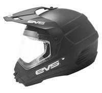 EVS T5 Dual Sport Venture Off Road Helmet For Men's Matte Black View