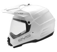 EVS T5 Dual Sport Venture Off Road Helmet For Men's White View