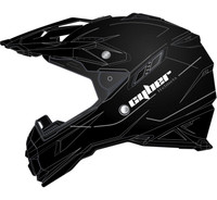 Cyber UX-28 Off Road Helmets For Men's Black View