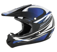 Cyber UX-23 Dyno Off Road Helmet For Men's Blue View