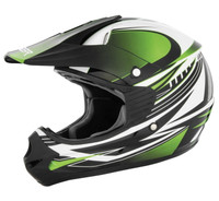 Cyber UX-23 Dyno Off Road Helmet For Men's Green View