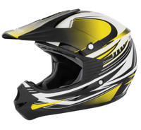 Cyber UX-23 Dyno Off Road Helmet For Men's Yellow View
