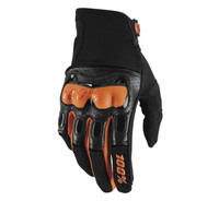 100% Men's Derestricted Gloves Orange View