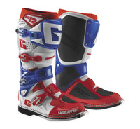 Gaerne SG-12 Boots For Men's LE White/Blue/Red View