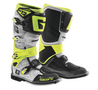 Gaerne SG-12 Boots For Men's White/Gray/Yellow View