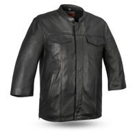 First Classics Mesa Men's Motorcycle Shirt
