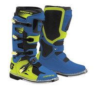 Gaerne SG-10 Boots For Men's LE Blue/Fluorescent/Yellow View