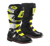 Gaerne GX-1 Boots For Men's White/Yellow/Black View