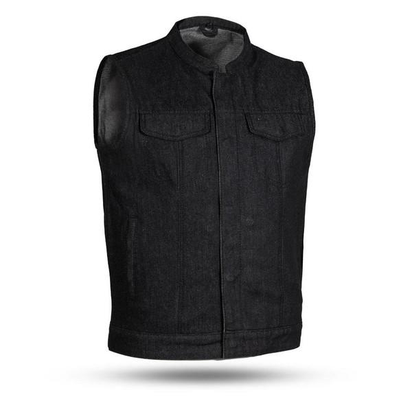 First Classics Kershaw Denim Vest For Men