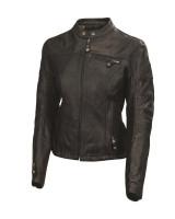 Roland Sands Design Women Maven Leather Jacket