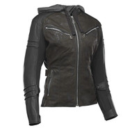 Speed And Strength Women's Street Savvy Jacket Olive Side View
