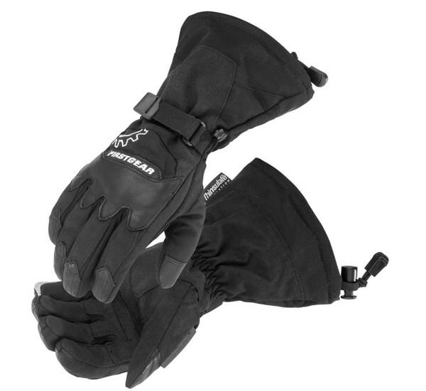 Firstgear Women's Explorer Gloves Black View