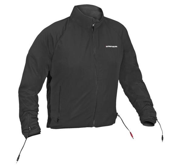 Firstgear Men's Heated 90-Watt Jacket Liner Black View