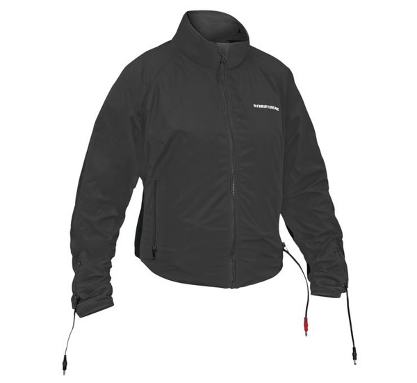 Firstgear Women's Heated 90-Watt Jacket Liner Black View