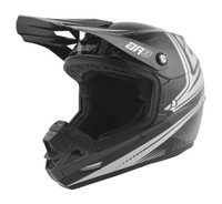 Answer AR-3 Charge Helmets Black/Charcoal