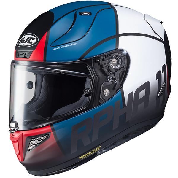 HJC RPHA 11 Quintain MC-21SF Helmet For Men
