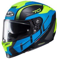 HJC RPHA 70 ST Vias MC-2SF Helmet For Men