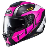 HJC RPHA 70 ST Vias MC-8SF Helmet For Women