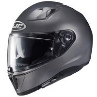 HJC i70 Solid And Semi-Flat Helmet For Men