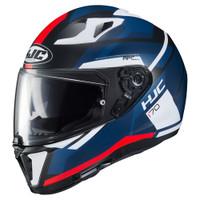 HJC i70 Elim Helmet For Men Blue View