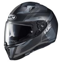 HJC i70 Elim Helmet For Men Black View