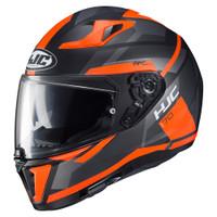 HJC i70 Elim Helmet For Men Orange View