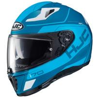 HJC i70 Karon MC Full Face Helmet For Men Blue View