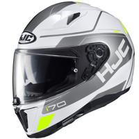 HJC i70 Karon MC Full Face Helmet For Men White View