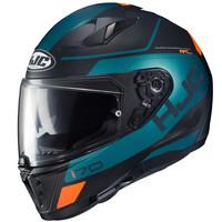 HJC i70 Karon MC Full Face Helmet For Men Orange View