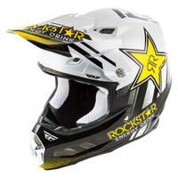 Fly Racing Dirt F2 Carbon MIPS Rockstar Helmet
