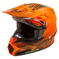 Fly Racing Dirt Toxin MIPS Cold Weather Embargo Helmet