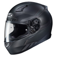 HJX CL-17 Combat Full Face Helmet For Men Black/Charcoal View