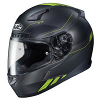 HJX CL-17 Combat Full Face Helmet For Men Black/Hi-Viz View