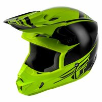 Fly Racing Dirt Kinetic Sharp Helmet