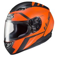 HJC CS-R3 Faren Full Face Helmet For Men Orange View