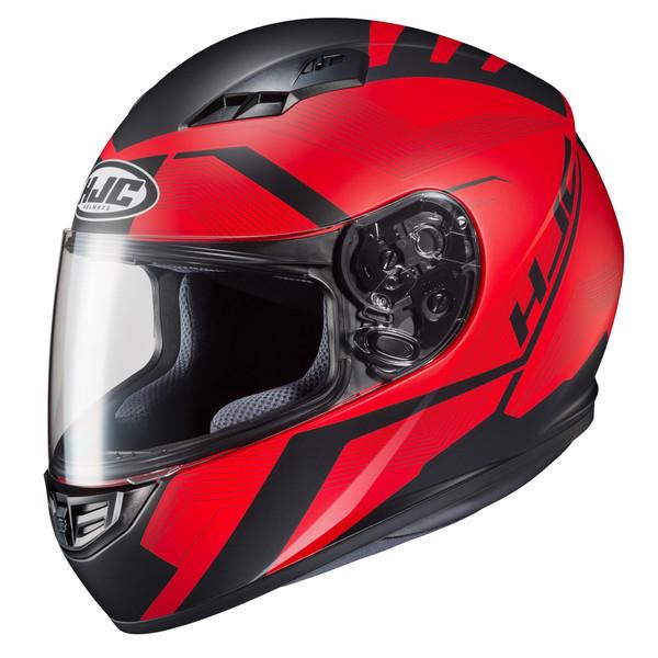 HJC CS-R3 Faren Full Face Helmet For Men Red View