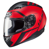 HJC CS-R3 Faren Full Face Helmet For Men Red View