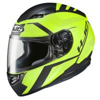 HJC CS-R3 Faren Full Face Helmet For Men Hi-Viz View